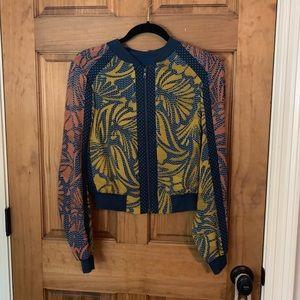 BCBG bomber jacket XS; never been worn